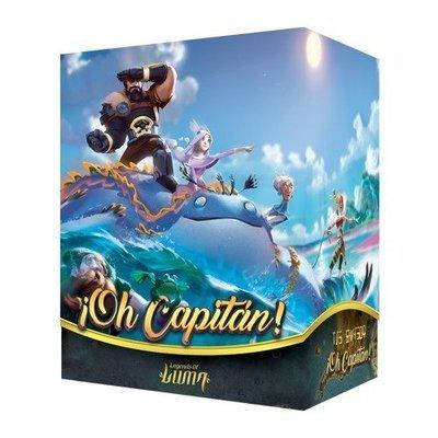 Ludonaute - Leyendas de Luma: ¡Oh Capitán!