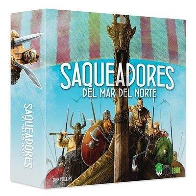 Ediciones Primigenio - Saqueadores del Mar del Norte