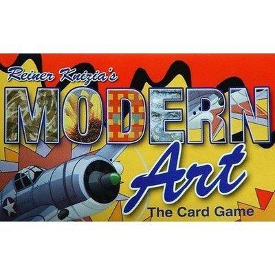 Gen X Games - Modern Art