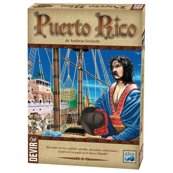 Devir - Puerto Rico