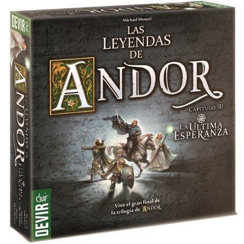 Devir - Las leyendas de Andor: La última esperanza