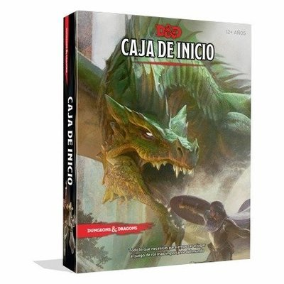 Edge - Dungeons & Dragons: Caja de Inicio