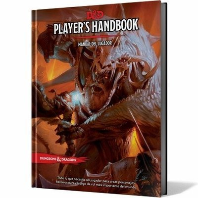 Edge - Dungeons & Dragons: Manual del Jugador