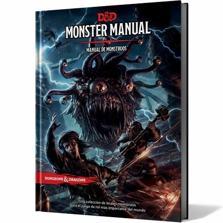 Edge - Dungeons & Dragons: Manual de Monstruos