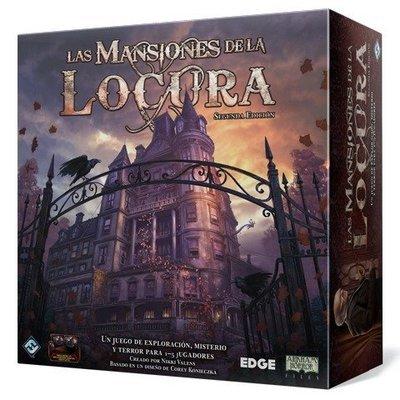 Fantasy Flight - Mansiones de la locura 2a Edición
