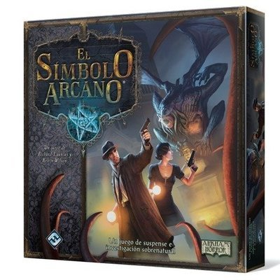 Fantasy Flight - El Símbolo Arcano