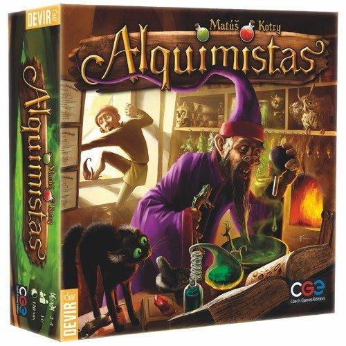 Devir - Alquimistas