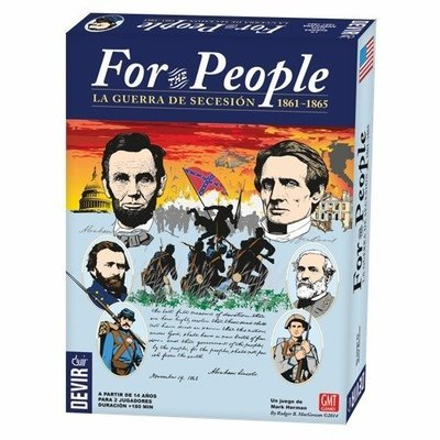 Devir - For the people: La guerra de secesión 1861-1865