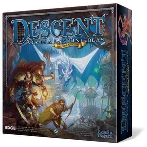 Fantasy Flight - Descent: Viaje a las tinieblas