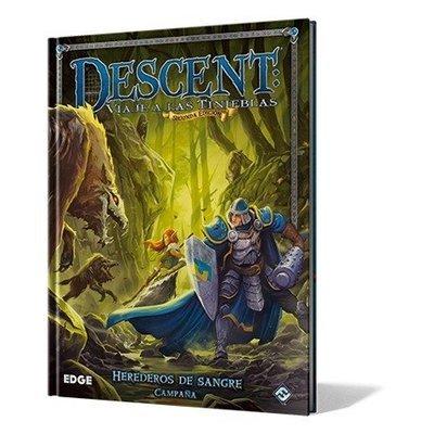 Fantasy Flight - Descent: Herederos de sangre