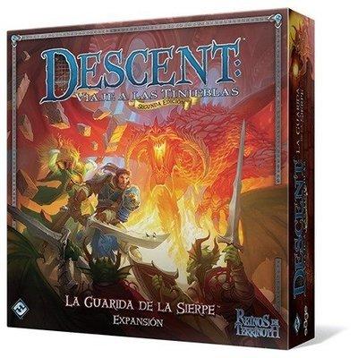 Fantasy Flight - Descent: La Guarida de la Sierpe
