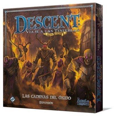 Fantasy Flight - Descent: Las cadenas del óxido