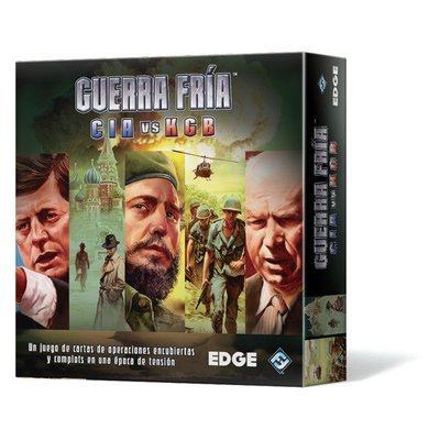 Fantasy Flight - Guerra Fría
