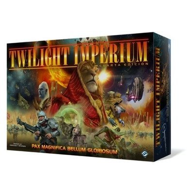 Fantasy Flight - Twilight Imperium Cuarta Edición