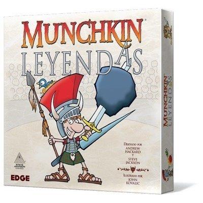 Steve Jackson Games - Munchkin Leyendas