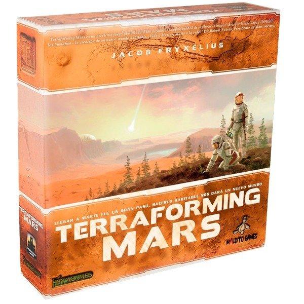 Maldito Games - Terraforming Mars