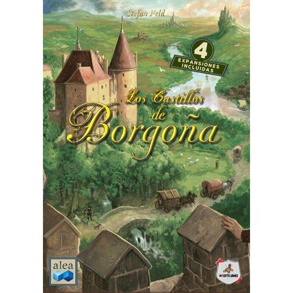 Maldito Games - Los castillos de Borgoña