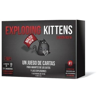 Exploding Kittens - Exploding Kittens NSFW