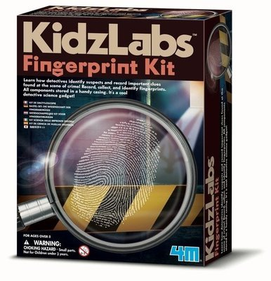 4M - Kidz Labs - Fingerprint Kit
