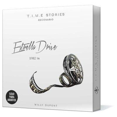Space Cowboys - T.I.M.E. Stories escenario 7: Estrella Drive