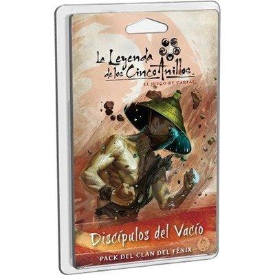 Fantasy Flight - La leyenda de los 5 anillos: Discípulos del Vacío