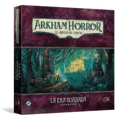 Fantasy Flight - Arkham Horror LCG: La era olvidada