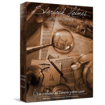 Space Cowboys - Sherlock Holmes: Los crímenes del Támesis