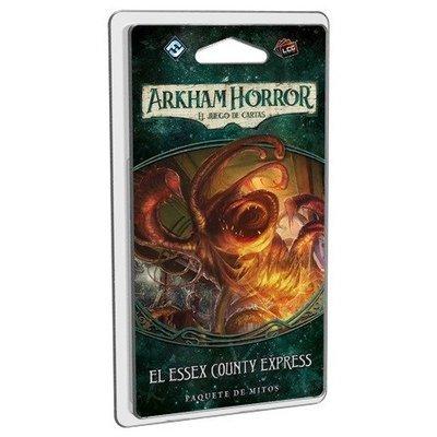 Fantasy Flight - Arkham Horror LCG: El Essex County Express