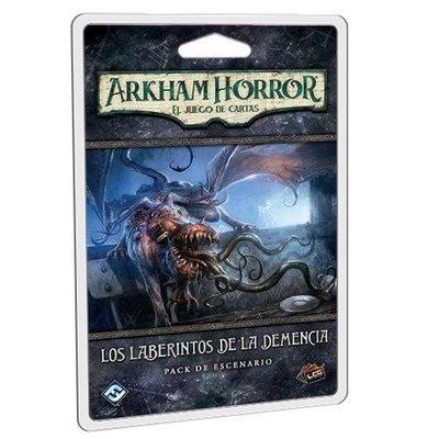 Fantasy Flight - Arkham Horror LCG: Los laberintos de la demencia