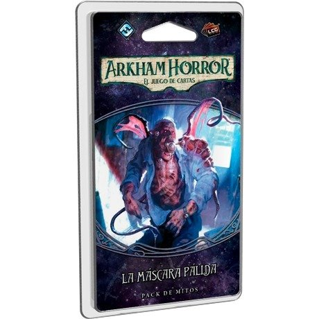 Fantasy Flight - Arkham Horror LCG: La máscara pálida
