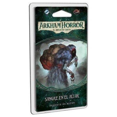 Fantasy Flight - Arkham Horror LCG: Sangre en el altar