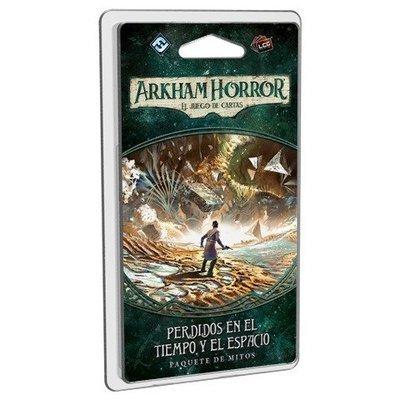 Fantasy Flight - Arkham Horror LCG: Perdidos en el tiempo y el espacio