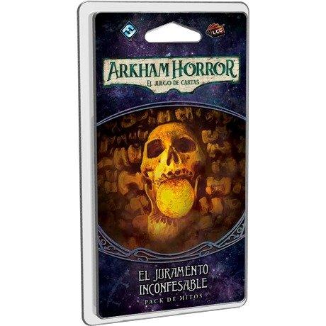 Fantasy Flight - Arkham Horror LCG: El juramento inconfesable
