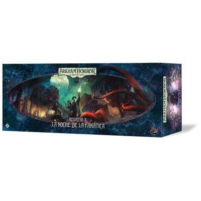 Fantasy Flight - Arkham Horror LCG: Regreso a La Noche de la Fanática