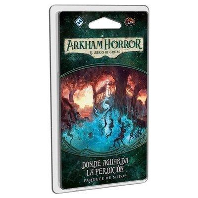 Fantasy Flight - Arkham Horror LCG: Donde aguarda la perdición