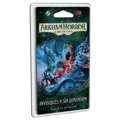 Fantasy Flight - Arkham Horror LCG: Invisibles y sin dimensión