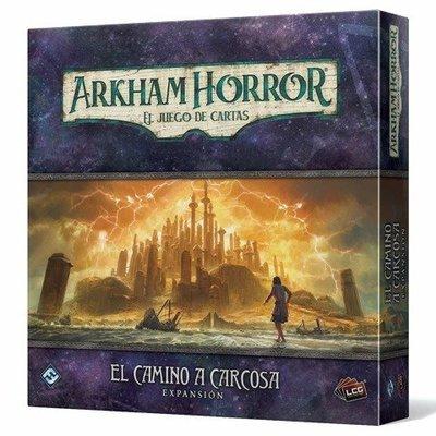 Fantasy Flight - Arkham Horror LCG: El camino a Carcosa