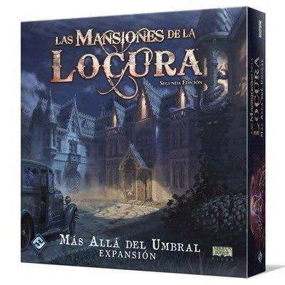 Fantasy Flight - Mansiones de la locura: Más Allá del Umbral