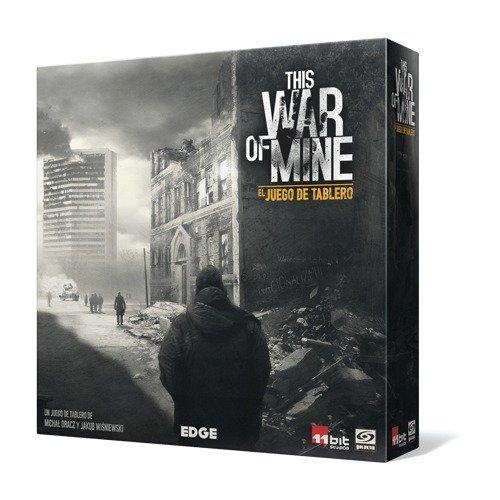 Galakta - This War of Mine: El juego de tablero