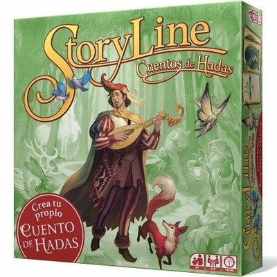 Pendragon - StoryLine: Cuentos de Hadas