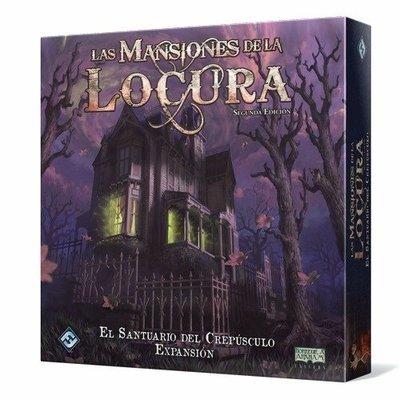 Fantasy Flight - Mansiones de la locura: El Santuario del Crepúsculo