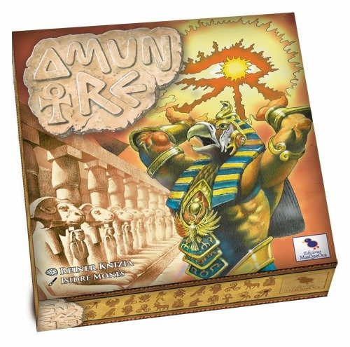 MasQueOca - Amun-Re