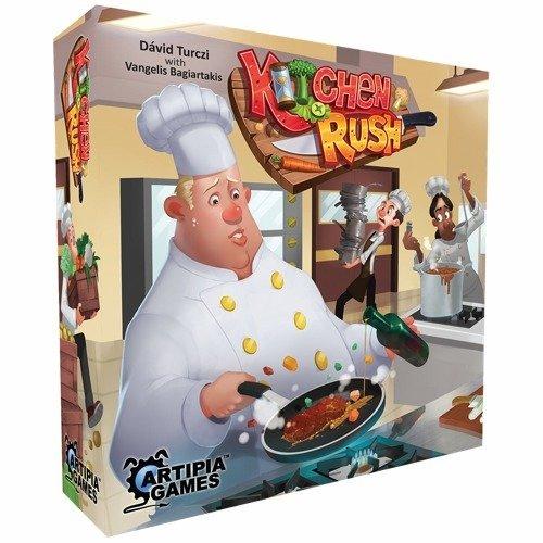 MasQueOca - Kitchen Rush