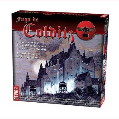 Devir - La fuga de Colditz