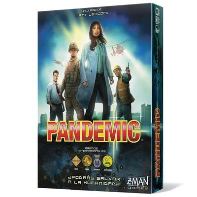 Z-Man Games - Pandemic