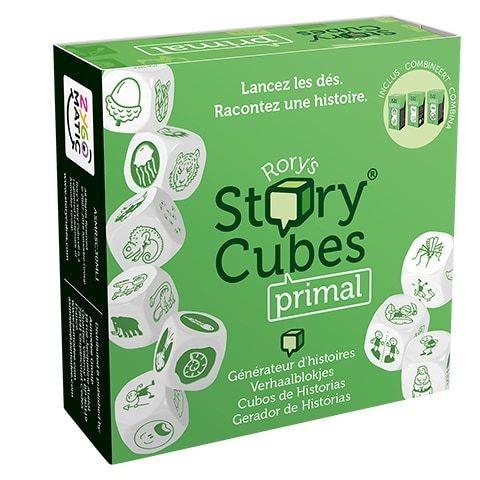 Zygomatic - Story Cubes Primitivo