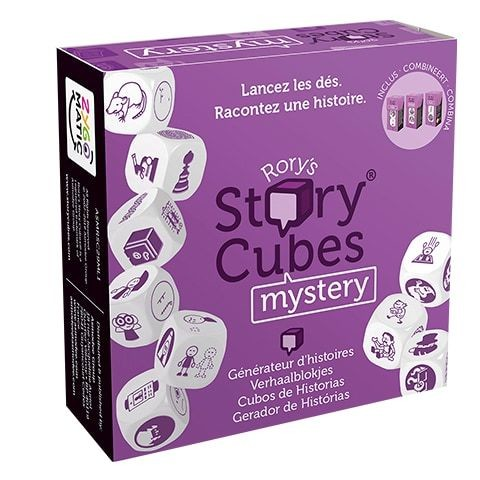Zygomatic - Story Cubes Misterio