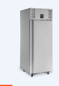 Williams HJ1-SA Jade Upright Top Mounted GN 2/1 Refrigerator