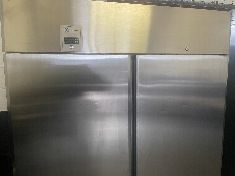 *** B-Grade Stock***. Electrolux 2 door Stainless Freezer 1430Litres