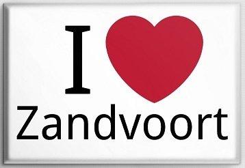 I love Zandvoort